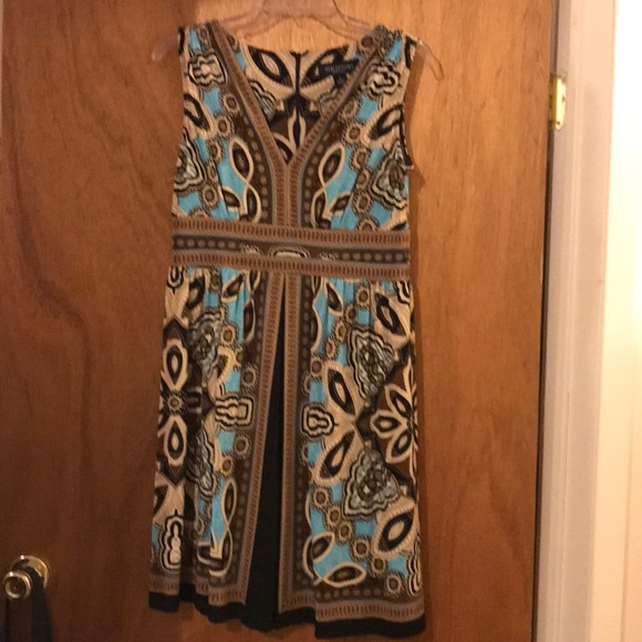 Perceptions Dresses & Skirts - 3 for $15 🦋🦋— Patterned dress